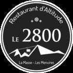 Restaurant d'Altitude aux Menuires le 2800 logo